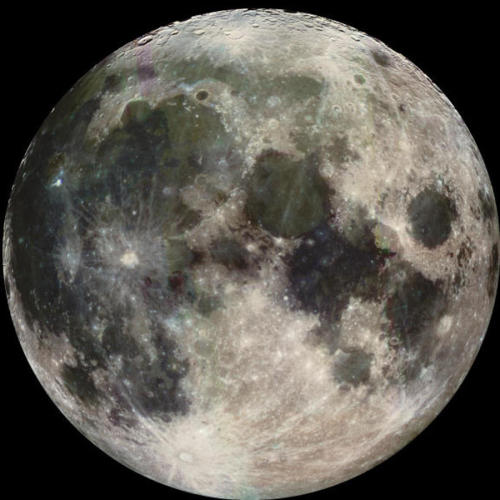 amnhnyc:  A key unknown in lunar science is to what extent the Moon is a melted, radially layered planet like Earth or a primordial unmelted relic of the early solar system, like many asteroids. A new era of lunar exploration is underway, offering major new insights into this decades-old question. In this week's podcast, planetary scientist Ben Weiss of the Massachusetts Institute of Technology reviews current understanding of the lunar interior and shares new results from spacecraft observations and studies of Apollo samples.  Image: NASA/JPL/Galileo Spacecraft