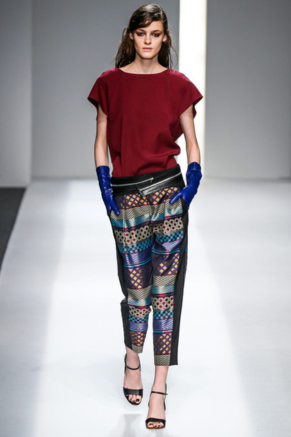 Kremi's closing look for ICB F/W 2013