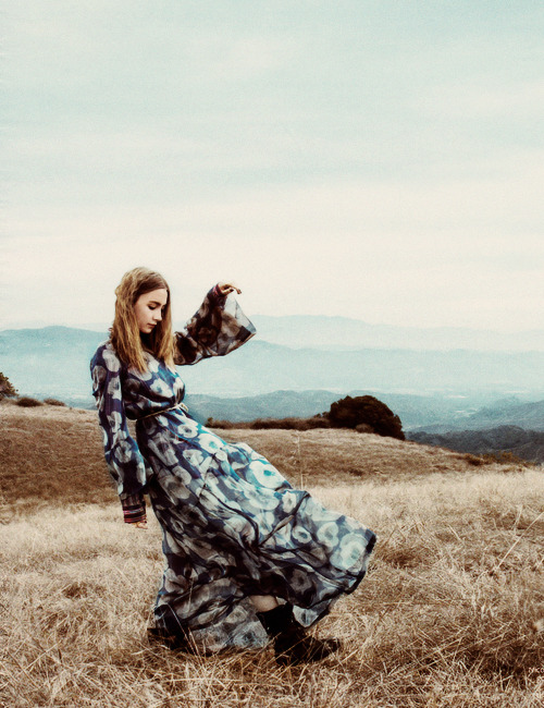 ffinicks:  Saoirse Ronan for InStyle US, March 2013