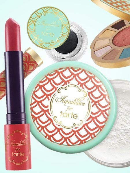 Make a splash with tarte's limited-edition collection inspired by America's most glamorous synchronized swimming group.