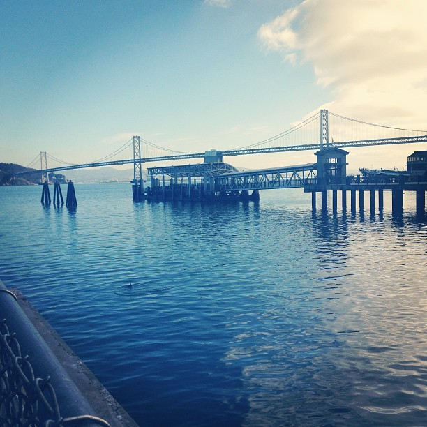Good morning San Francisco #baybridge #sanfran