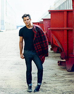 Timothy Olyphant by Nathaniel Goldberg
