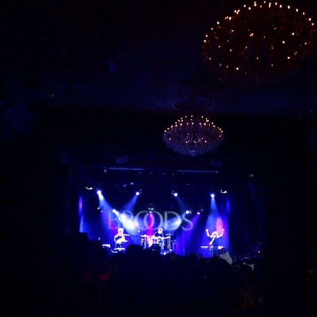 Capes and skirts and crazy talent (at El Rey)