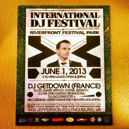 Whose coming through? This is gona be big!! International DJ fest!! Reposted from @lovesalliekate @killgxxd