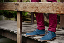 lilmann40:   This color combo of pants/shoes is really nice   (via Beelog)