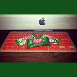 Got it ! Thank You @maecartago #nestle #kitkat #greentea #haveabreakhaveakitkat #instapic #instacool #instagood #instalike