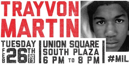 Tonight in NYC- Union Square