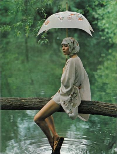 Rainy Monday.