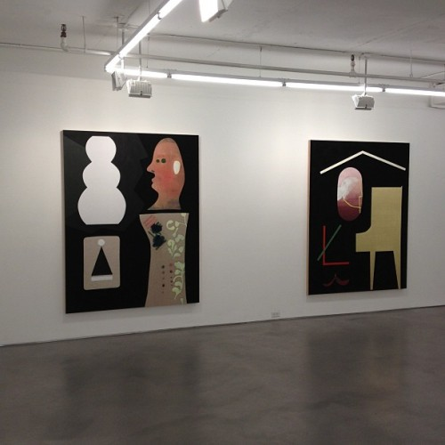 Dave McDermott opening tonight! 6-8 @thierrygoldberg 103 Norfolk bet. Rivington at Delancey
