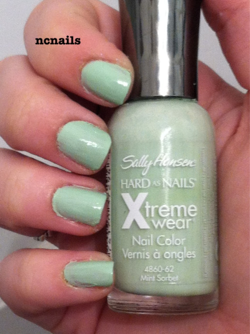 Mint Sorbet- Sally Hansen Xtreme Wear