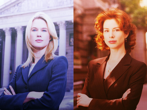 ADA Alexandra Cabot & ADA Casey Novak: Part One