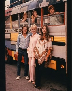 edfugirl67:  Another classic tv show… The Partridge Family (1970): Tracey, Chris, Danny, Keith, Shirley & Laurie Partridge