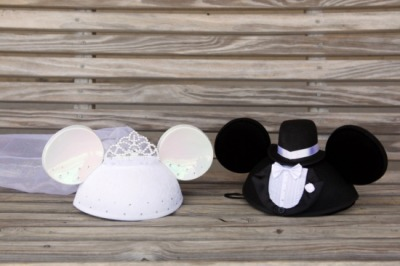 disneylandguru:  Here are some benefits you gain from wearing the wedding ears and buttons on your honeymoon at Disney parks Some will let you cut to the front of the line. Give you fast passes. Everyone will wish you congratsCharacters you meet will give you special treatmentFree dessert at places to eat They'll give you free signed stuff from Characters People in the park will wish you congrats (much like the happy birthday) People are even known to give you gifts when they see you like pins and such. Let the hotel you are staying at know and they will give you free stuff. If people want let them know where your staying and they can send stuff to the hotel. Sometimes you'll also get a free upgraded room if you tell them its your honeymoon. When you make a reservations to eat anywhere tell them its your honeymoon and you'll get things and special treatment. Sometimes you'll get free drinks. but most of all take it slow and enjoy your time together hang out be in love, Just have fun.
