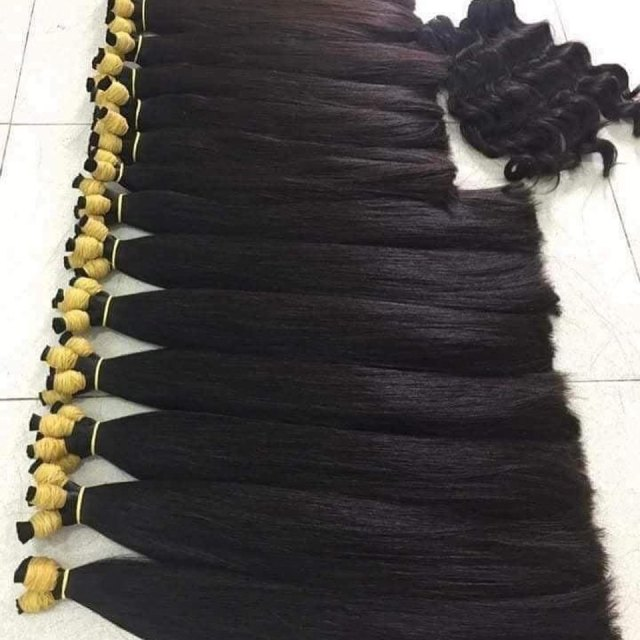 ☘ HARMONY BULK STRAIGHT HAIR   Natural color Jenny: wa.me/84983575584 ________________________________________ ❌ 𝟱 𝗰𝗿𝗶𝘁𝗲𝗿𝗶𝗮 𝗶𝗻 𝟭 𝗽𝗿𝗼𝗱𝘂𝗰𝘁 ❌ ✔ 100 % real human hair ✔ No shedding - No tangle - No nits ✔ Say NO with synthetic hair – mixed hair or silicon hair ✔ Strong hair - Shinning hair - Soft hair ✔ Safe for health  ☘ Store: https://harmonyhairs.com ☘Page: https://www.facebook.com/harmonyhairvn ☘Insta: https://www.instagram.com/jenny.harmonyhair #vietnamesehair #mixcolor #doubledrawnhair #superdoubledrawn #virginhair #curly #wavyhair #bestselling #wefthair #closure #wig#wavyhair #virginhair #frontal #cambodianhair #blackhair #besthair #bulkhair #beautyhair #wavyhair #hairsalon #greyhair #greyhairs #ombrehair #ombrecolorhair #humanhairstraight #rawhairvietnam #vietnamesehair #hairfactory #humanhairextension https://www.instagram.com/p/CSMad9-pkt-/?utm_medium=tumblr #vietnamesehair#mixcolor#doubledrawnhair#superdoubledrawn#virginhair#curly#wavyhair#bestselling#wefthair#closure#wig#frontal#cambodianhair#blackhair#besthair#bulkhair#beautyhair#hairsalon#greyhair#greyhairs#ombrehair#ombrecolorhair#humanhairstraight#rawhairvietnam#hairfactory#humanhairextension