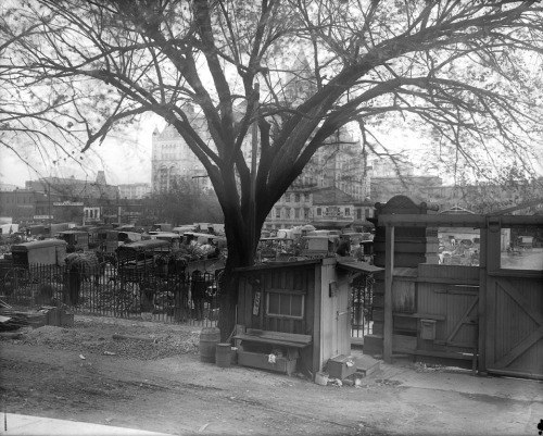 1909 Views Near Center MarketWe are digging up all sorts of great images on the Smithsonian's site. Here's one near Center…View Post