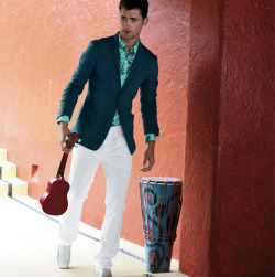 mensfashionworld:  Saks Fifth Avenue Spring 2013