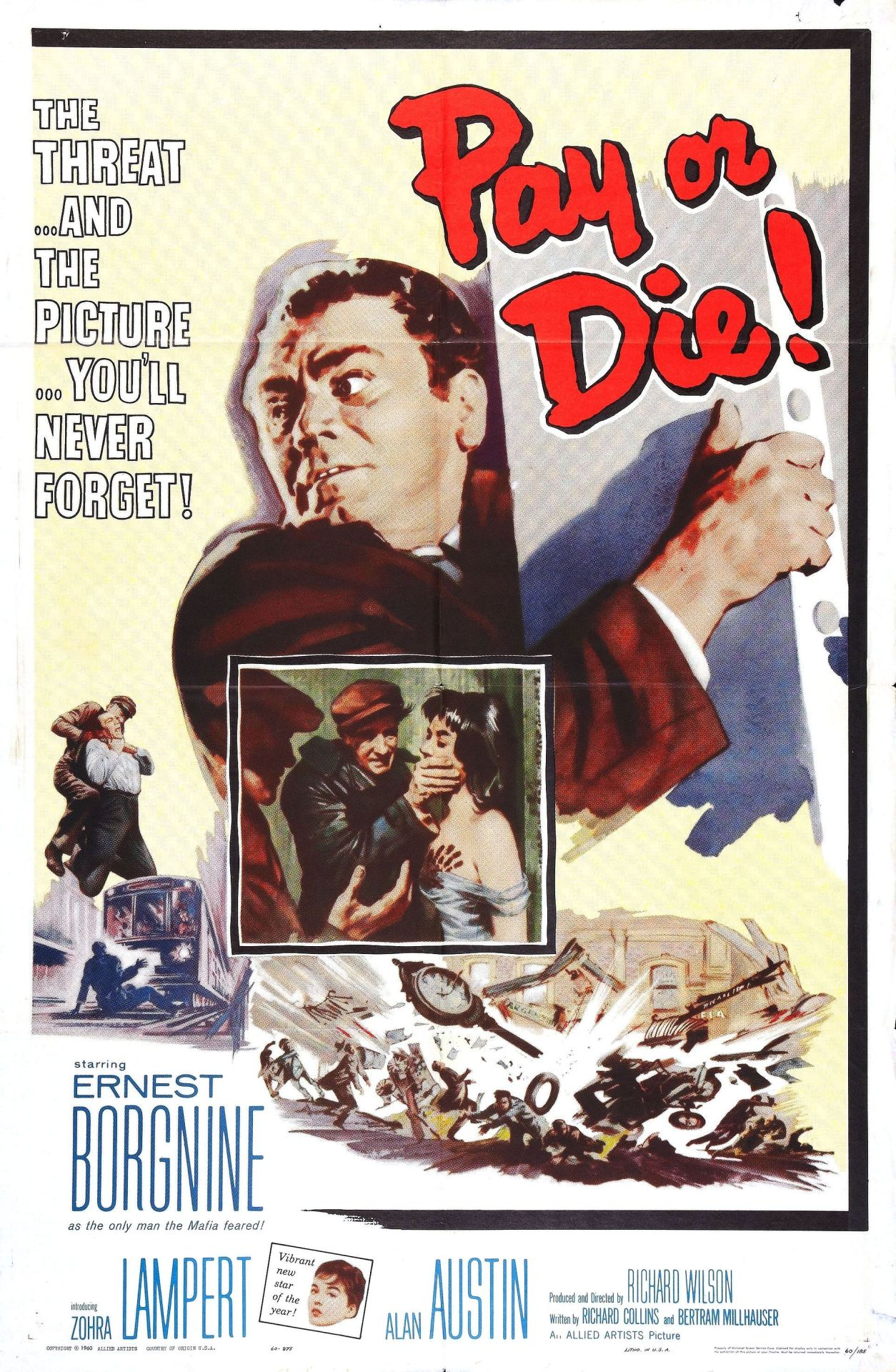 blogadas:  Pay or Die (1960)