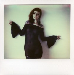 Justine Marie / Rich Burroughs  Impossible Project PZ 680 Color Protection film  http://justinemariiie.tumblr.com/ http://richburroughs.tumblr.com