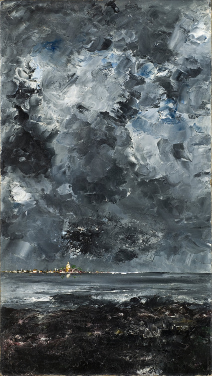 1910-again:  August Strindberg, The Town 1903   Вау