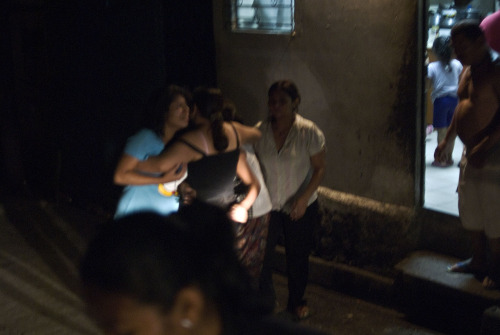 storyboard:  In El Salvador, Gang Truce Can't Stop the Violence This story was produced in partnership with Mother Jones. It began with a trip back home, to a small town in the country's western valley, to visit his dying grandmother. More than a decade after El Salvador's bloody civil war had ended, Juan Carlos, a 38-year-old photojournalist, wanted to see how life had changed. Was his country, one of the most violent in the Western Hemisphere, better off after 12 years of war? Sure, there were shiny new roads and malls, but was the country any safer? Juan Carlos began by documenting infrastructure and families; education and health systems, traveling for long stretches between El Salvador, where he was born, and San Francisco, where he now lives. But it didn't take long for a new focus to emerge: the gang culture, and accompanying terror, that had seeped into the fabric of everyday Salvadoran life. With an estimated 64,000 identified gang members, El Salvador's street gangs — or maras, as they're known to locals — operate like armies. They control traffic stops and neighborhoods. They hold press conferences. They are incestuously intertwined with the police. In other words, they call the shots — as well as fire them. In its peak, in 2009, the gangs were responsible for a homicide rate that reached 14 deaths per day.  Read More