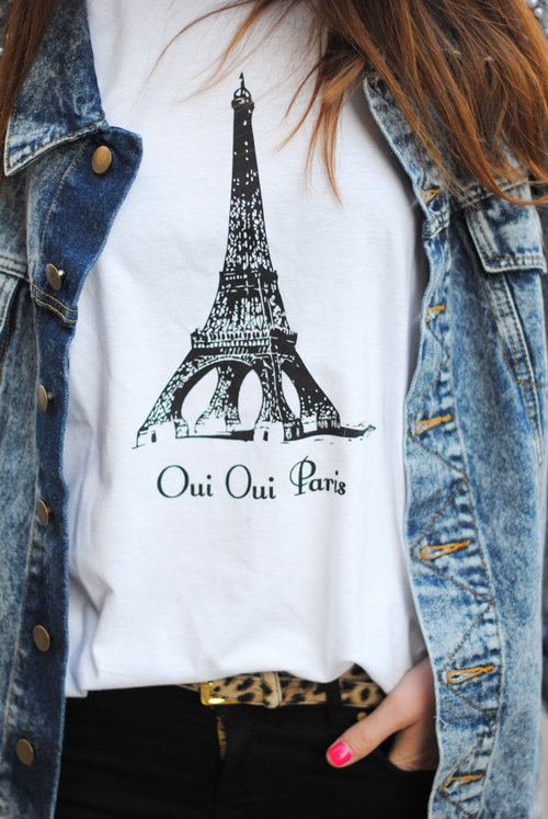 kreaynificent:  ◆Follow Me ✌ Kreaynificent.tumblr.com  #oui #oui #paris
