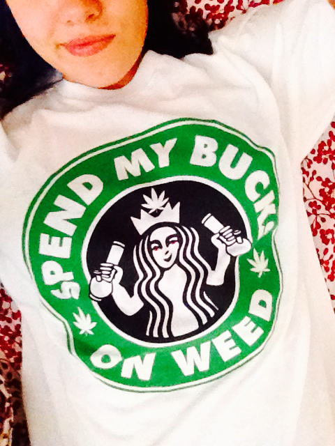 the-stoner-sage:  nuug-life:  the-maddabber:  In love with this shirt  omg this is perfect  Seriously perf