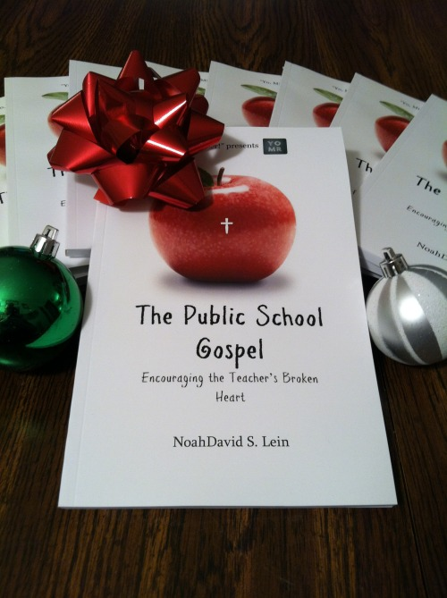 The Perfect (Re)Gift for TeachersThis Christmas, give the (re)gift of the Gospel. Sweaters. Socks. Knick-knacks. Wind chimes. What…View Postshared via WordPress.com