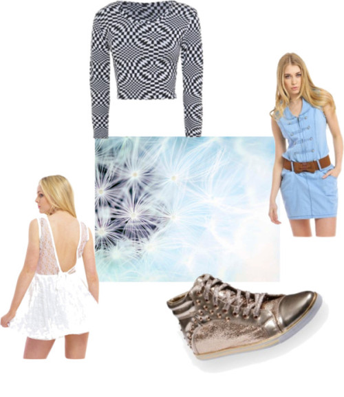 Maryjane fashion by lulu-ka on PolyvoreSoft blue dandelion photography wall decor pastel by Raceytayetsy.commaryjanefashion.com - Illusion Crop Top$9.06 - maryjanefashion.commaryjanefashion.com - New Womens Hi-Top Metallic Glitter Laced Silver…$30 - maryjanefashion.commaryjanefashion.com - Milllitary Shirt Dress - New In Womens - Women's$38 - maryjanefashion.commaryjanefashion.com - Open Back Lace Skater Dress in White - New In…$4.52 - maryjanefashion.com