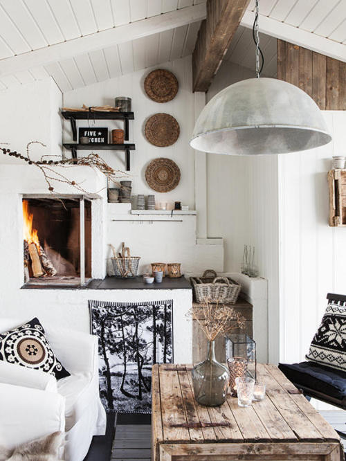 rustic beauty (via desire to inspire - Carina Olander)