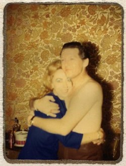 Rose Maddox & Jerry Lee Lewis (The Killer), Las Vegas, 1964