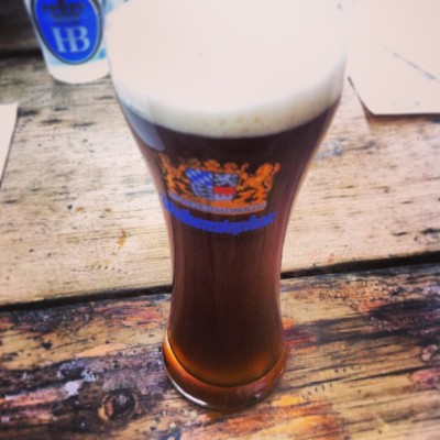 #radegast #schneideraventinus #schneiderandsons #photooftheday #webstagram #editsrus #editjunkie #igaddict #instamood #all_shots #spectacular_works #gmy #brooklyn #bk #beer (at Radegast Hall & Biergarten)