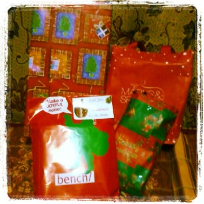 Merry christmas thank you sa nagbigay ng gift :) #gift #MerryChristmas (at Juan Luna St)