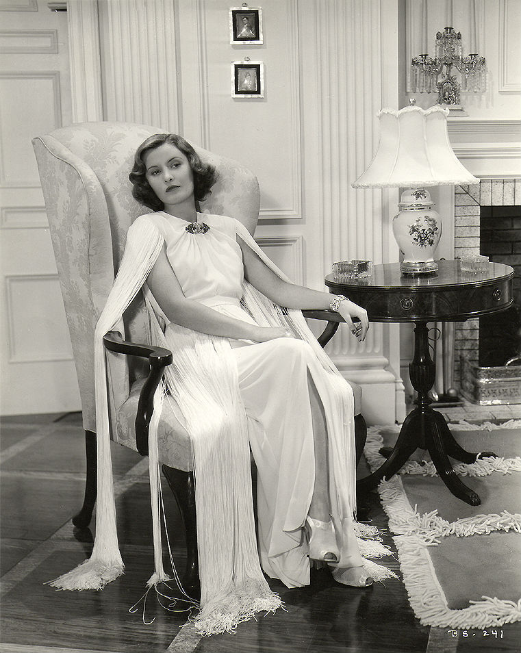 screengoddess:  Barbara Stanwyck 1937 photo by Fred Hendrickson
