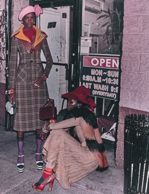 fashion style style inspiration style influencer curated ootd models black beauty black fashion fashion photography photoshoot magazine accessories prints color inspiration color inspo vintage inspired steven klein edward enninful maria borges visual junkee visualjunkee