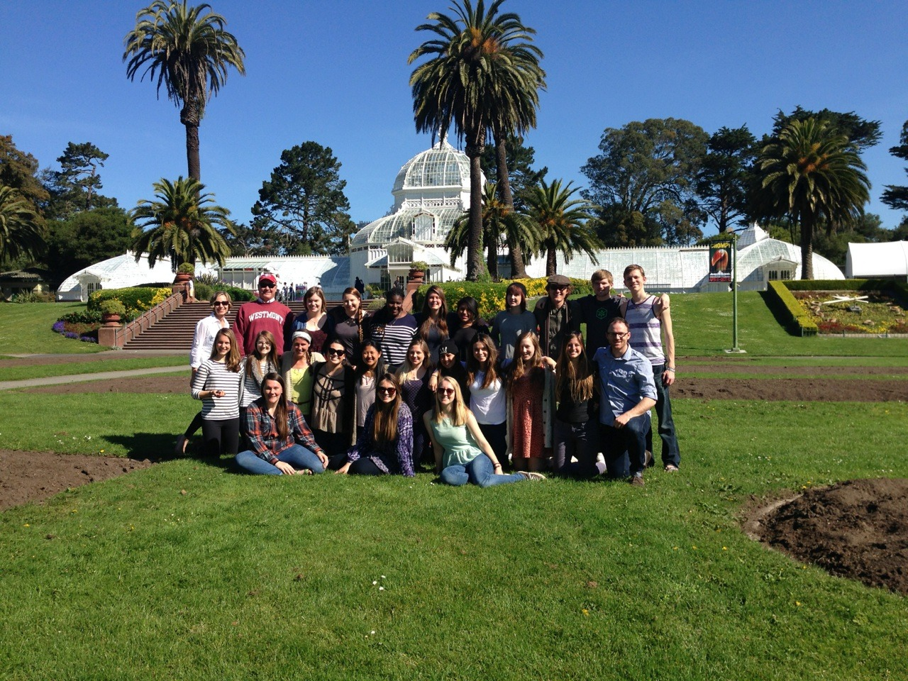 Today the last of us will leave the house to make room for the next group of students. It has been a wonderful semester, full of memories and new experiences, and I have a feeling we will all be back. So, until next time San Francisco!