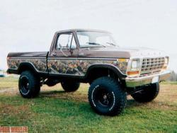nothingaboutfishing:  Love this truck   It's perfect