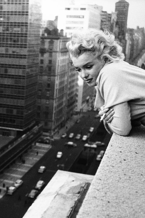 the-absolute-best-posts:  vintagegal: Marilyn Monroe photographed by Ed Feingersh, 1955   My lovely followers, please follow this blog immediately!