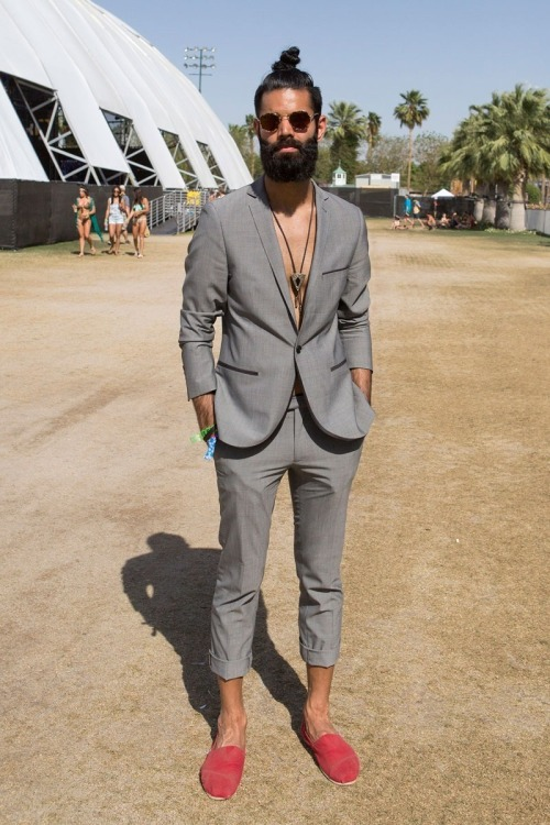 My fav look from coachella 2013