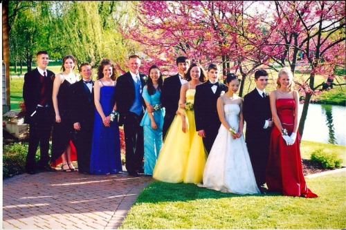 Prom 2003 (throwback!)