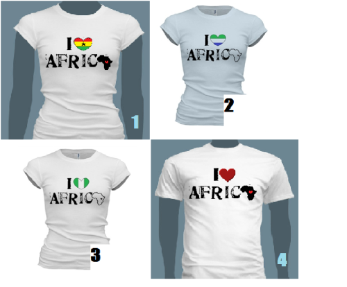 Do you LOVE Africa as much as we do!