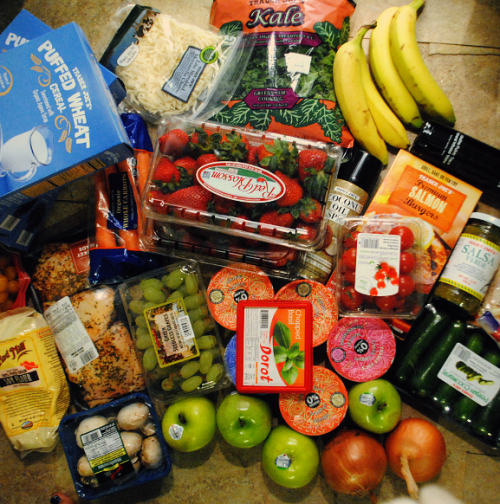 Whole Foods and Trader Joe's haul! Back to clean eating