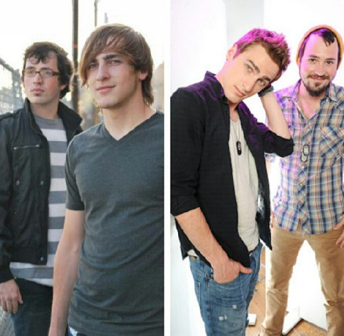 Heffron Drive through the years.