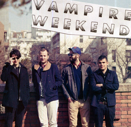 Vampire Weekend, Nylon Magazine - Japan (June 2013 issue)