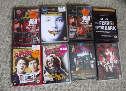 I LOVE JANUARY SALES!!!! And confession… I havent seen ANY of those films xxx