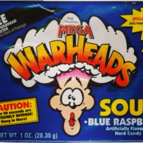 I miss Warheads way too much