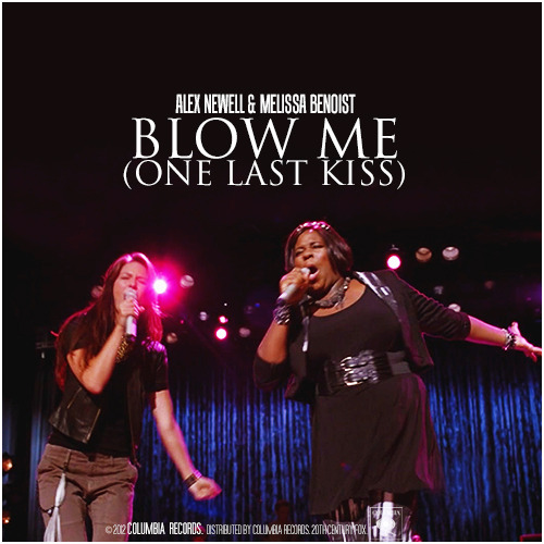 4x05 The Role You Were Born to Play | Blow Me (One Last Kiss) Requested Alternative Cover Request by danielgleek