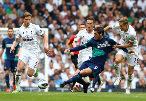 thevipfootballcollection:  Tottenham Hotspur Vs Sunderland - Premier League May 19th 2013
