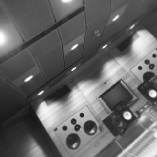 YUKI: From today MIX work . ☆ I'm looking forward to see what sound it will be like . (^^)