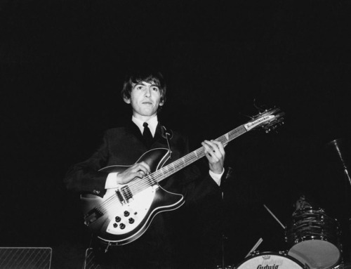 Today In Harri History, The Beatles perform at The Cow Palace in San Francisco 19 August 1964