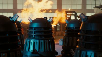 "I'm watching Doctor Who (2005) 8x02 ""Into The Dalek"""